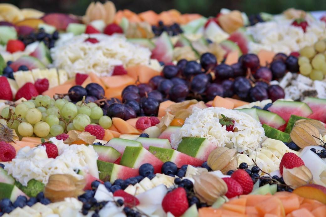 Что такое карвинг из овощей и фруктов