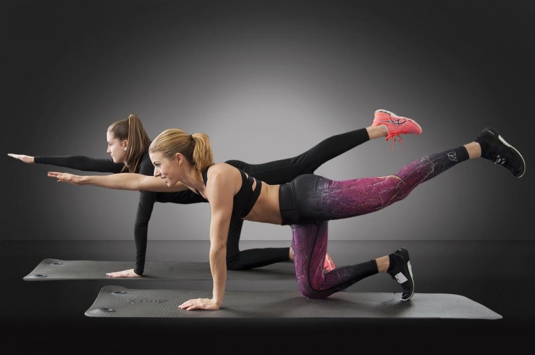 Шейпинг для похудения в домашних условиях │ Лучшие тренировки