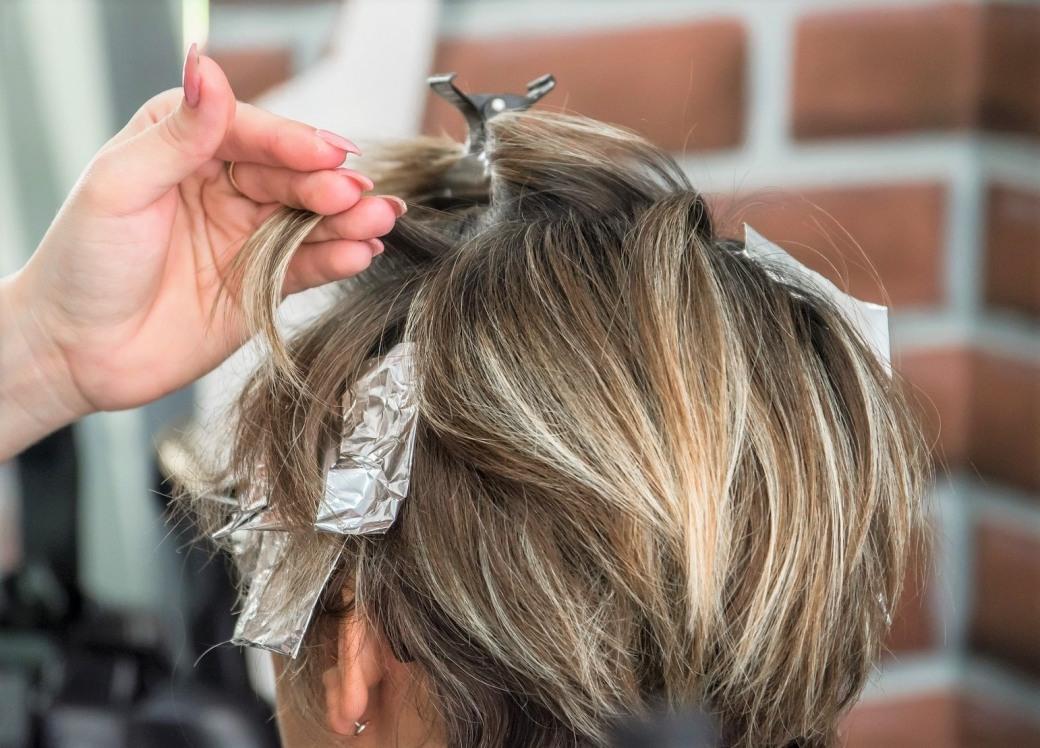 Фон осветления волос таблица колористика
